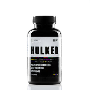 iMuscle HULKED | 90 Capsule