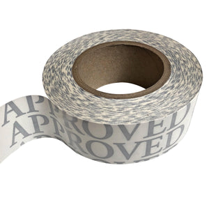 Double Sided Exhibition Carpet Tape - NEC Approved - 50mm x 50m - eventcarpetsonline.co.uk