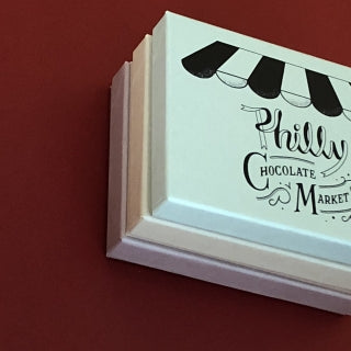 Chocolate market box