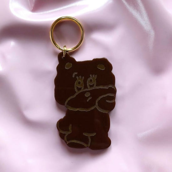 Key holder (Bear)