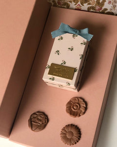 mini rose box (pink)