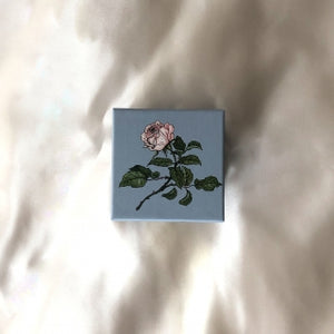 single rose cube box(3色展開)