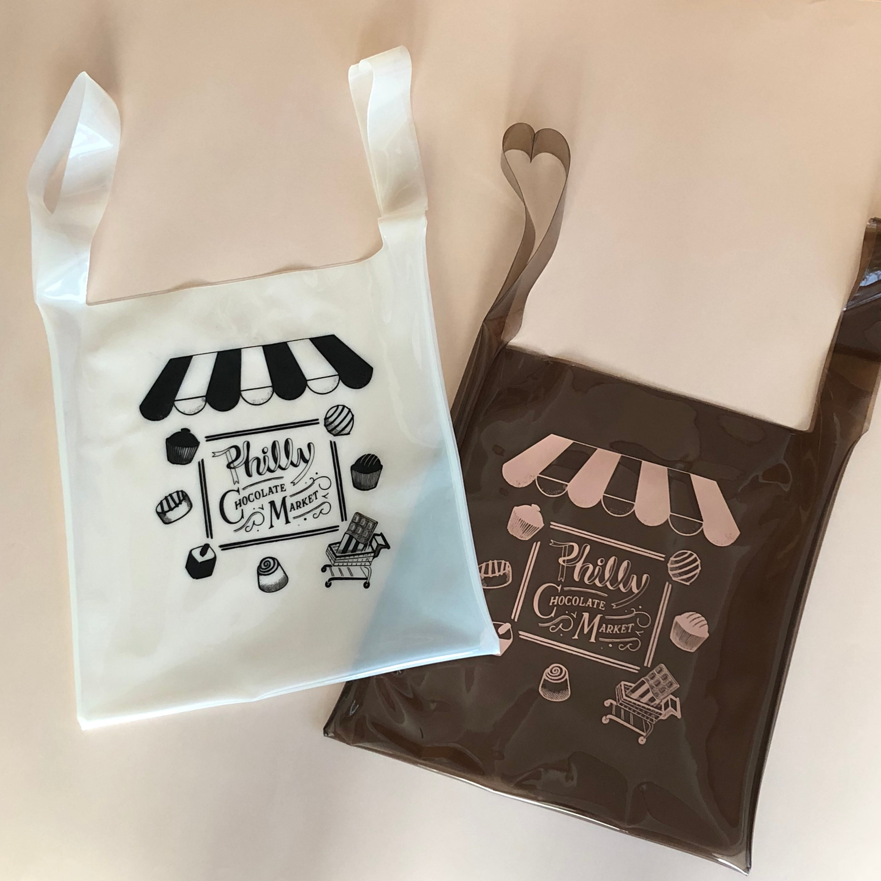 Special chocolate bag(white or brown)