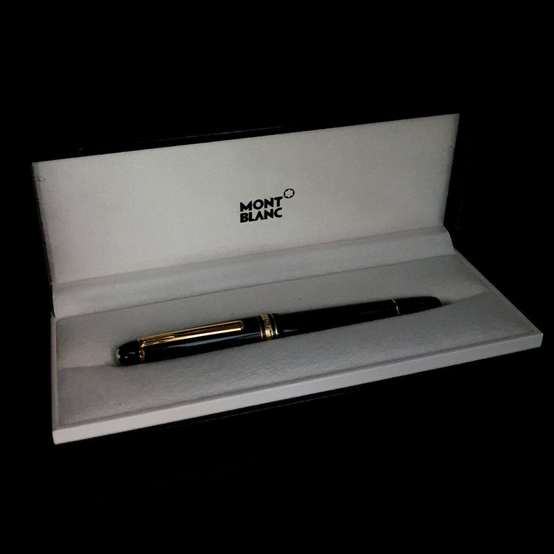 Mont Blanc Classic Meisterstuck Fountain Pen - Montpellier Jewellers Harrogate