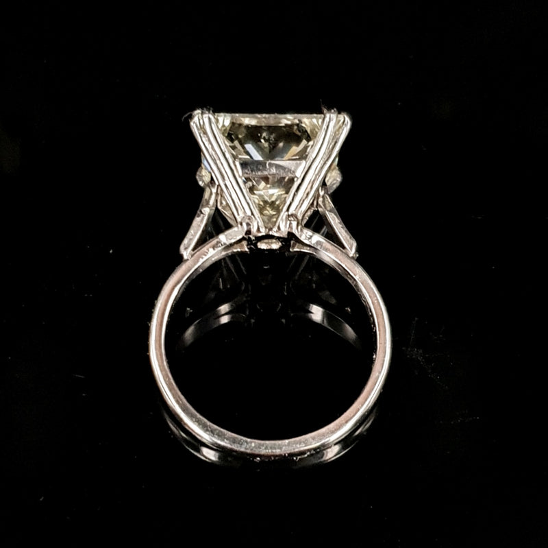10.04ct Diamond Solitaire Ring