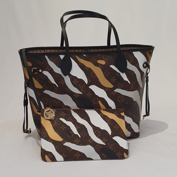 Louis Vuitton  x League of Legends Lol Limited Edition Neverfull