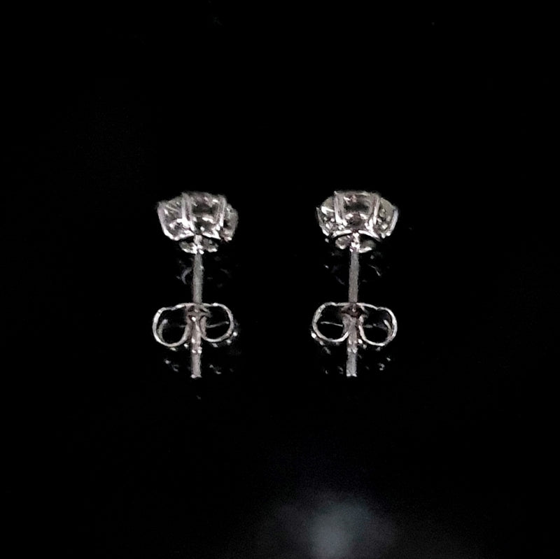 1.67ct Diamond Stud Earrings