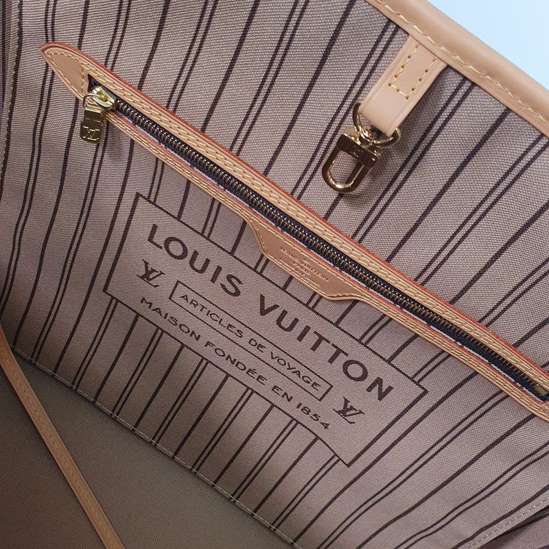 Louis Vuitton Game On Limited Edition Neverfull