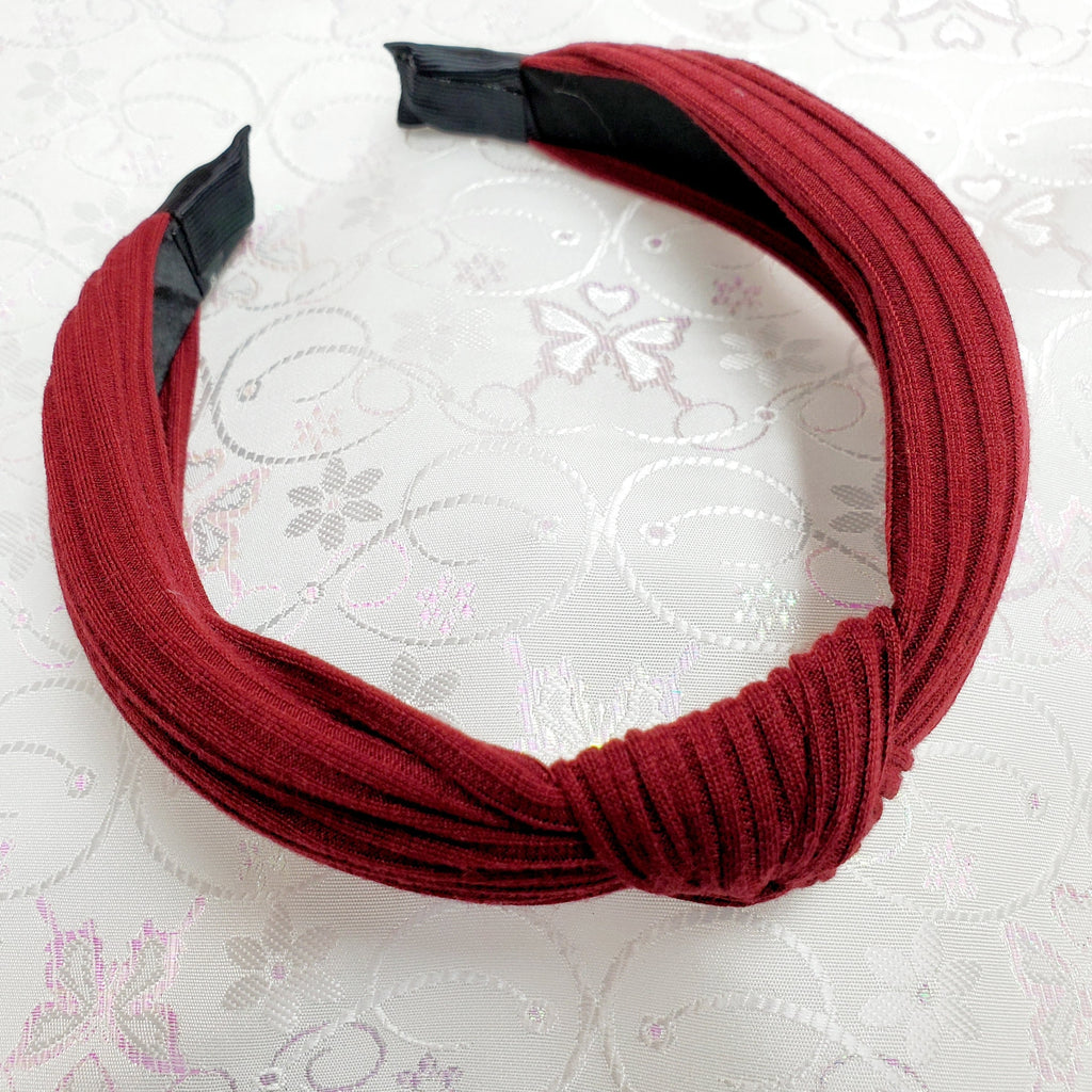 Jersey Red Knotted