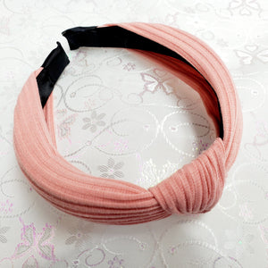 Jersey Pink Knotted
