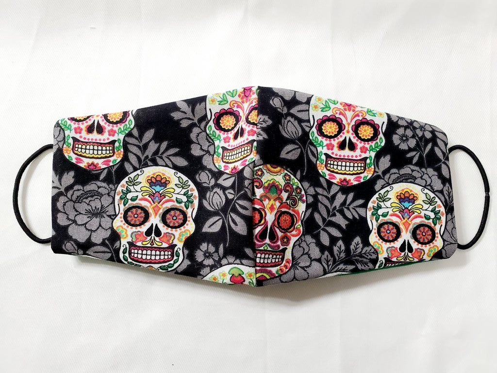 Face Masks Hand Made 100 % Cotton Fabric