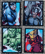 Marvel Heroes Patches