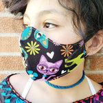 Kittys Face Masks Hand Made 100 % Cotton Fabric