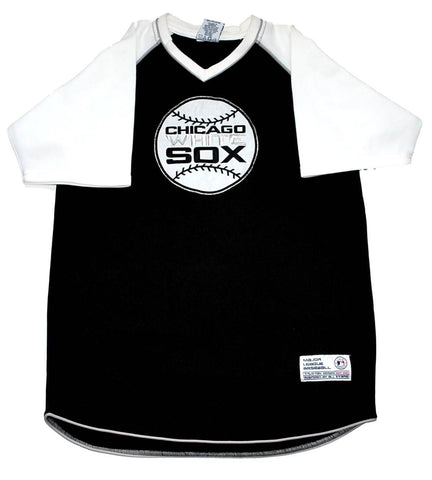 Chicago White Sox True Fan Series Thermal Short Sleeve Youth - Sporting Up