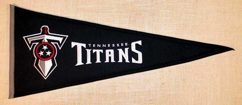 "Tennessee Titans NFL Winning Streak Throwback (32"", x 13"")"