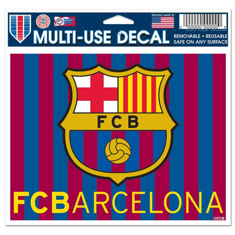 Shop FC Barcelona WinCraft Sports Removable Ultra Decal / Bumper Sticker