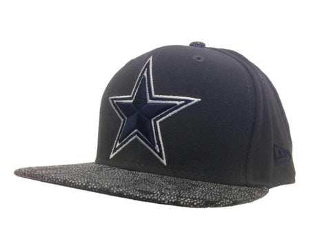 Shop Dallas Cowboys New Era 9Fifty Gray Structured Adj. Patterned Flat Bill Hat Cap