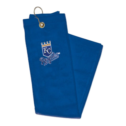 "Shop Kansas City Royals Wincraft Royal Blue Embroidered Golf Towel 15""x 25"""