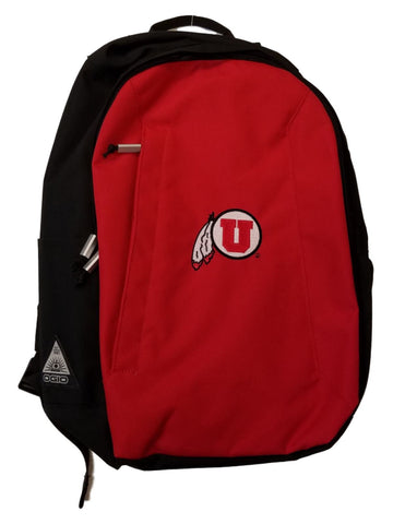 "Shop Utah Utes OGIO Lewis Red & Black 15"" Laptop School Backpack Travel Bag - Sporting Up"