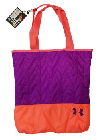 Shop Vanderbilt Commodores Under Armour Magneta Coral REVERSIBLE Reusable Bag Tote