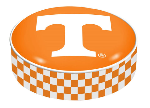 Tennessee Volunteers HBS Orange Vinyl Slip Over Bar Stool Seat Cushion Cover