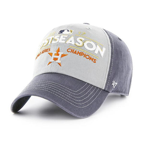 Houston Astros 47 Brand 2017 World Series Champions Relax Fit Adj Strap Hat Cap
