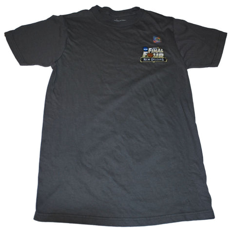 2012 NCAA Final Four The Victory Gray Soft Cotton New Orleans T-Shirt (S)