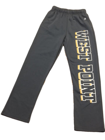 Shop Army Black Knights Badger Sport YOUTH Drawstring Sweatpants with Pockets (M)