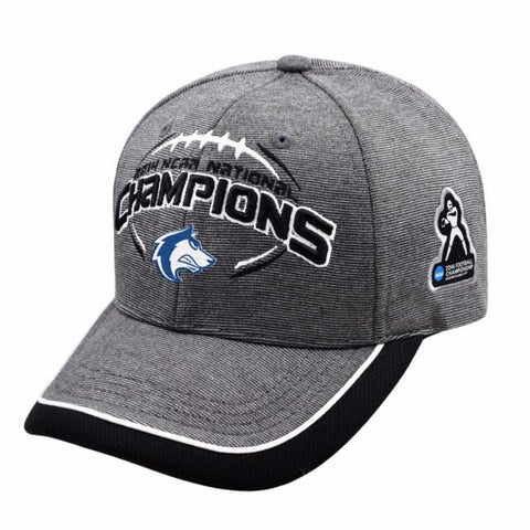 Colorado State Pueblo Thunderwolves Locker Room 2014 National Champs Adj Hat Cap