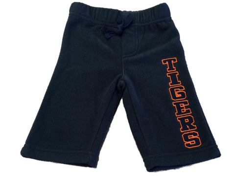 Shop Auburn Tigers Colosseum Infant Black Polyester Fleece Sweatpants (6-12M)