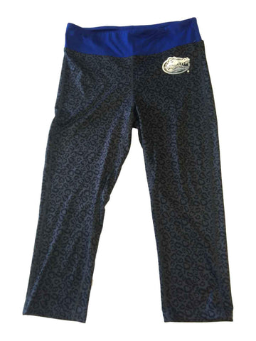 Shop Florida Gators Colosseum Gray Cheetah Print WOMENS Athletic Capri Pants (M)