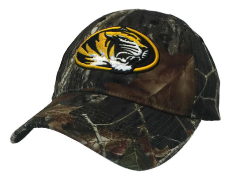 Missouri Tigers Mossy Oak Camouflage Adjustable Strap Slouch Relax Hat Cap