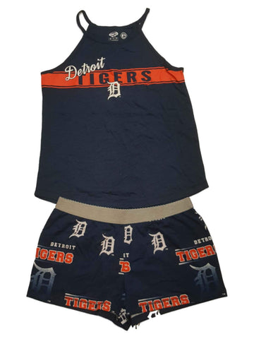 Shop Detroit Tigers Concepts Sport WOMEN'S Tank Top & Shorts Sleepwear Set (M) - Sporting Up