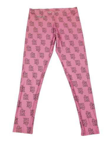 St. Louis Cardinals Concepts Sport WOMEN'S Pink Performance Fitness Leggings (M)