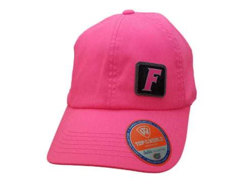 Shop Florida Gators TOW WOMEN'S Neon Hot Pink Lightweight Strapback Slouch Hat Cap