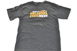 Oklahoma State Cowboys Gear for Sports Making a Statement Black T-Shirt (L)