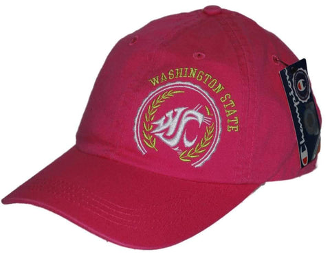 Shop Washington State Cougars Champion Womens Adjustable Pink Hat Cap One Size