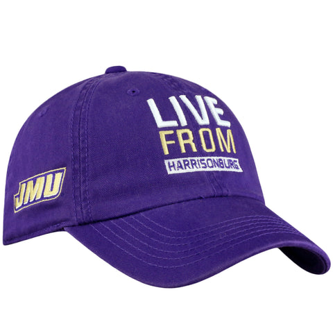 James Madison Dukes 2017 ESPN College Game Day Live From Harrisonburg Hat Cap