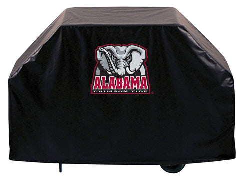 Shop Alabama Crimson Tide HBS Black Elephant Outdoor Heavy Duty BBQ Grill Cover