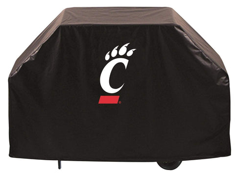 Cincinnati Bearcats HBS Black Outdoor Heavy Duty Vinyl BBQ Grill Cover