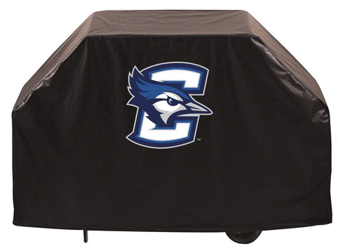 Creighton Bluejays HBS Black Outdoor Heavy Duty Breathable Vinyl BBQ Grill Cover
