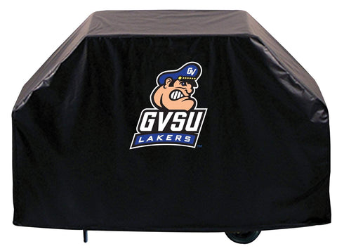 Grand Valley State Lakers HBS Black Outdoor Heavy Duty Vinyl BBQ Grill Cover