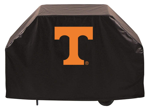 Tennessee Volunteers HBS Black Outdoor Heavy Duty Vinyl BBQ Grill Cover