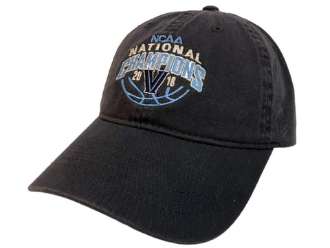 Villanova Wildcats 2018 NCAA Men's Basketball National Champions Adj. Relax Hat