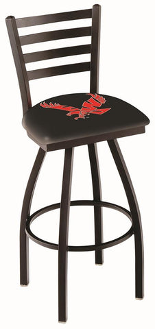 Shop Eastern Washington Eagles HBS Ladder Back High Top Swivel Bar Stool Seat Chair - Sporting Up