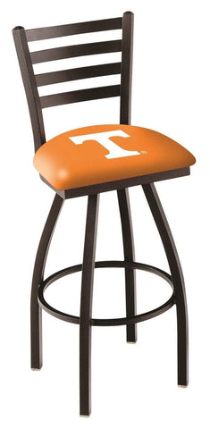 Tennessee Volunteers HBS Ladder Back High Top Swivel Bar Stool Seat Chair