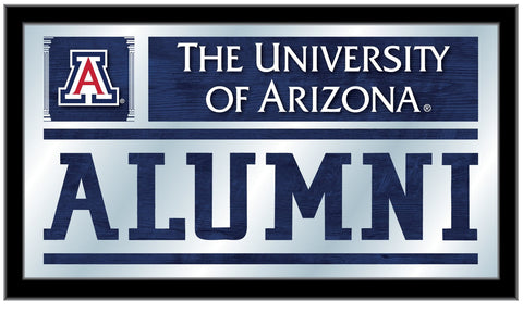 "Arizona Wildcats Holland Bar Stool Co. Alumni Mirror (26"" x 15"")"
