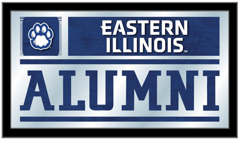 "Eastern Illinois Panthers Holland Bar Stool Co. Alumni Mirror (26"" x 15"")"