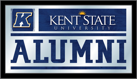 "Kent State Golden Flashes Holland Bar Stool Co. Alumni Mirror (26"" x 15"")"