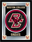 "Boston College Eagles Holland Bar Stool Co. Collector Logo Mirror (17"" x 22"") - Sporting Up"